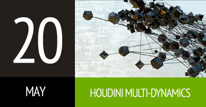 Course Houdini Multy-Dynamics